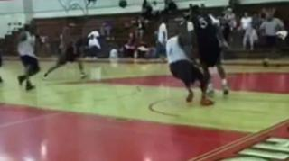 Game Allegedly Involved in Fight at Pro-Am Basketball Game