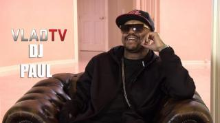 DJ Paul: White Kids Love Rap Music More Than Black Kids