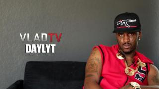 Daylyt: I Wouldn't Fight Tyga, But I Would Have Sex With Him