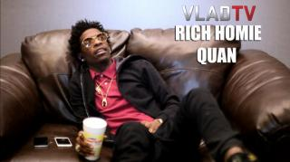 "Rich Homie Quan Gets Request From Fan: ""Grip My Girl's A** Bro!"""
