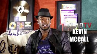 Kevin McCall on Watts Upbringing & Having a Gun Pulled On Him