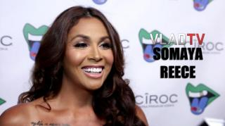 Somaya Reece on Past Eating Disorders: I Slayed My Demons