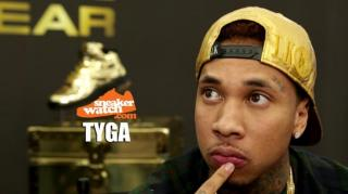 Tyga on Kanye West Mentorship & Launching Liquid Gold Sneakers