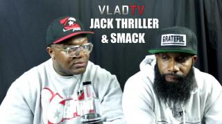Smack and Jack Thriller Weigh In on the 2015 XXL Freshmen List