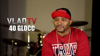 40 Glocc Recounts Facing 15 Years After Being Set Up by His Girl