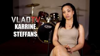 Karrine Steffans Gets Choked Up Discussing Lil Wayne's Seizures