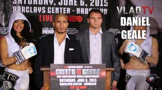 Daniel Geale Announces Fight With World Champion Miguel Cotto