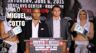 Miguel Cotto Speaks On June 6th Fight With Daniel Geale