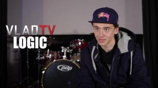Logic Explains How He Almost Went by The Name 'Psycho'
