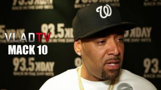Mack 10 on Westside Connection, NWA and Gangsta Rap Today