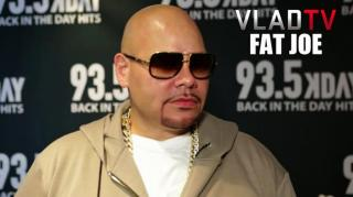 Fat Joe: I Would Be Crazy to Bet Against Mayweather on May 2nd