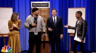 LL Cool J Proves He Can't Draw vs. Big Sean in Pictionary