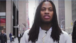 Waka Flocka Hits the Campaign Trail in NYC