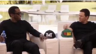 Diddy and Mark Wahlberg Bet $250k on Mayweather & Pacquiao Fight