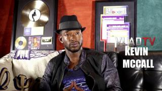 Kevin McCall Serenades with Impromptu Performance