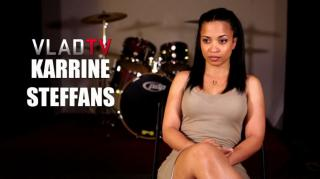 "Karrine Steffans on Dating Celebs: ""I'm More Drawn to Creatives"""