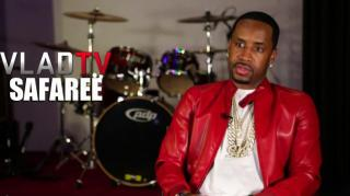 Safaree on Nicki & Meek: I'm Not Bitter, I'm Really Happy Now