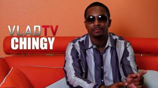 "Chingy on Dropping ""Thug Image & Name"" for Current Rap Name"
