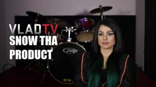 Snow Tha Product: I Used to Embarrass Dudes in Battles