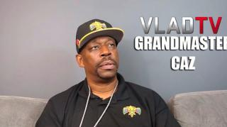 Grandmaster Caz on Influence: Peter Gunz's Son Is Named After Me