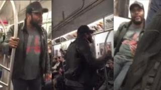'Walking Dead' Actor Chad L. Coleman Unleashes Rant on NYC Train