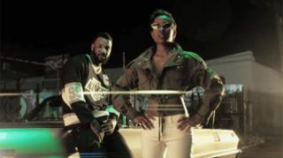 The Game - Ryda Feat. Dej Loaf (Video)