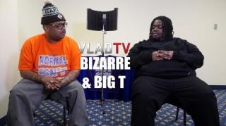 Big T and Bizarre Weigh In on Dizaster's Return to KOTD in July