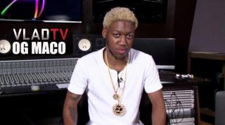 OG Maco: I'm Competing With Kanye & Drake, Not These New Artists