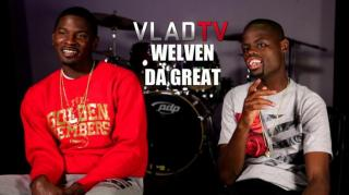 WelvenDaGreat: I Blew YG Out in Madden, He Couldn't Catch Me