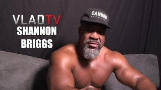 Shannon Briggs: Fighting Klitschko in Bar Was a No-Win Situation