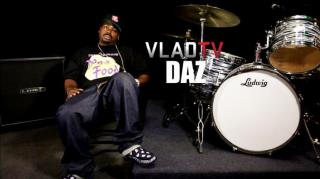 Daz Dillinger: Nate Dogg and I Were the Robbers of the Crew