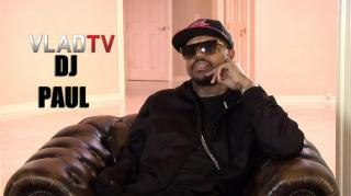 DJ Paul on Gucci Mane's Face Tat: He Took It to Another Level
