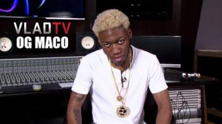 OG Maco: Beyhive Act Like I'm Trash But Beyonce Stole My Concept
