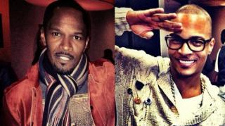 Image: Jamie Foxx Shares Story About Yelling at T.I. at a Party