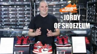 Image: Shoezeum on Owning $1 Million Worth of Kicks