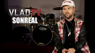 "Image: SonReal Discusses Creating ""Preach"" Music Video With No Budget"