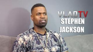 Image: Stephen Jackson on Decision to Leave Spurs After Championship