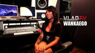 Image: Wankaego Says She Can't Be Compared to Other Vixen-Rappers