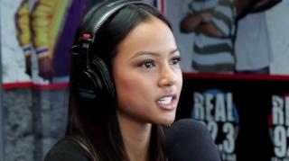 Image: Karrueche: I Found Out About Chris' Baby When News Broke Online