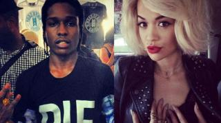"Image: A$AP Rocky: Rita Ora's Big Mouth Led to ""Better Things"" Diss"