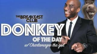 "Image: Charlamagne Discusses Lil Mama's ""Sausage"" on Donkey of the Day"