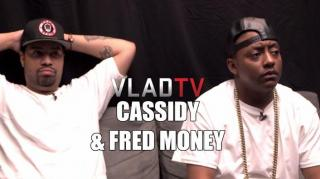Exclusive! Cassidy and Fred Money Talk NBA Finals & LeBron James Skills (@cassidy_larsiny @fred_money)