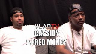 Image: Cassidy Reflects on Dizaster Battle and Says He's Ready For More