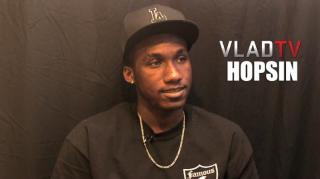 Image: Hopsin on What Makes 'Pound Syndrome' Way Better Than Last LP
