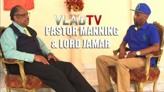 Image: Pastor Manning to Lord Jamar: I'm Not Black - I'm an American