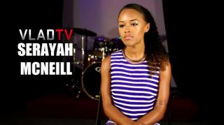 Image: Serayah McNeill On Illegal Butt Shots: It's Not That Serious