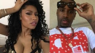 Image: Nicki to Safaree: You Don't Have the Intellect to Write My Raps