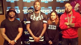 "Image: Charlamagne Makes Meek ""Donkey of the Day"" Over Drake Diss"