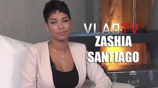 Exclusive! Zashia Santiago Opens Up About Her Relationship with Safaree (@zashias320)