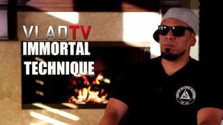 Exclusive! Immortal Technique Discusses the Impact 2Pac Would've Had Today (@immortaltech)